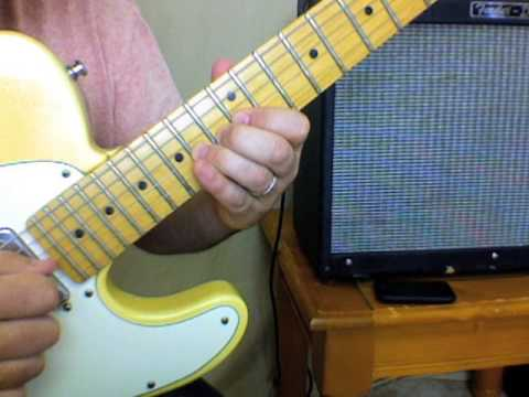 Guitar Scales – Blues Jazz Funk Soul R & B Mowtown Gospel
