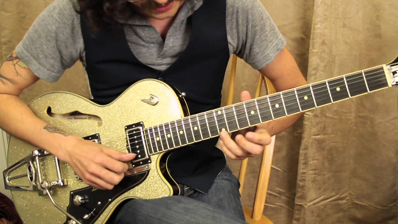 Kashmir by Led Zeppelin – video guitar lesson