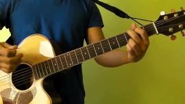 How to play Ed Sheeran Give Me Love